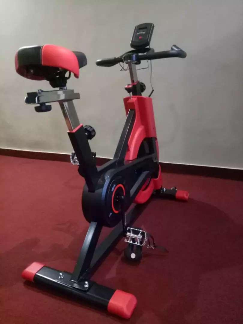Spinning bike sepeda GYM FITNESS 0