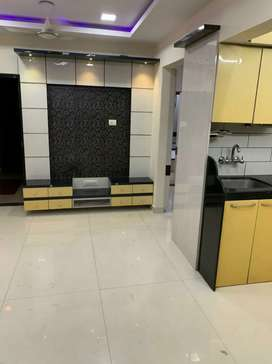 Available 1bhk furnished flat for rent