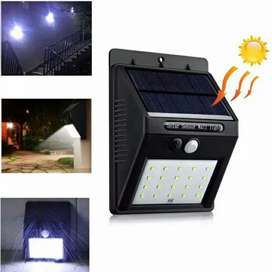 Lampu solarcell outdor