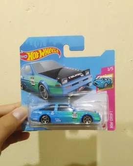 Hot Wheels Toyota Ae86 Sprinter Trueno | Short Blister