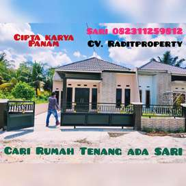 Rumah Baru Tanah Luasss ayok Puasss Hubungi SARi