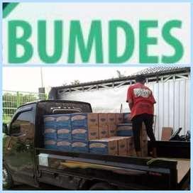 BumDes pabrik Air Gelas : 50Jt Mesin 9 cup Lengkap Karton gelas