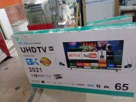"65"" Inch Led TV wifi new latest model A+panel"