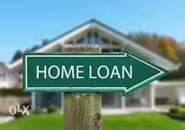 We provide home loan with low rate of interest