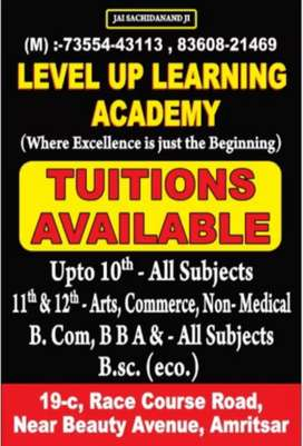 Level up Learning Academy