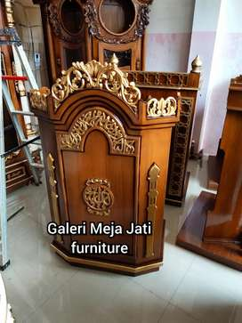 Mimbar masjid podium ganesa Talk D107 talk