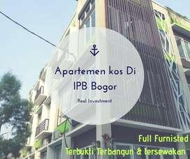 Investasi apartemen kos atau guesthouse di samping kampus ipb bogor