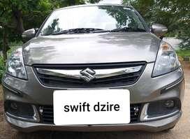 Maruti Suzuki Swift Dzire ZXi 1.2 BS-IV, 2015, Petrol