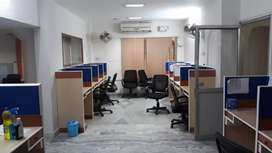 Independent house Plug N Play office space for rent madhapur