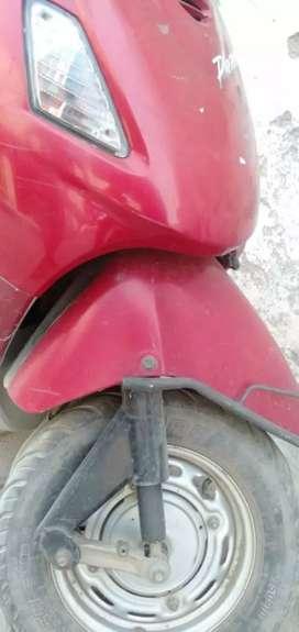 Full ok new Tyre new battery