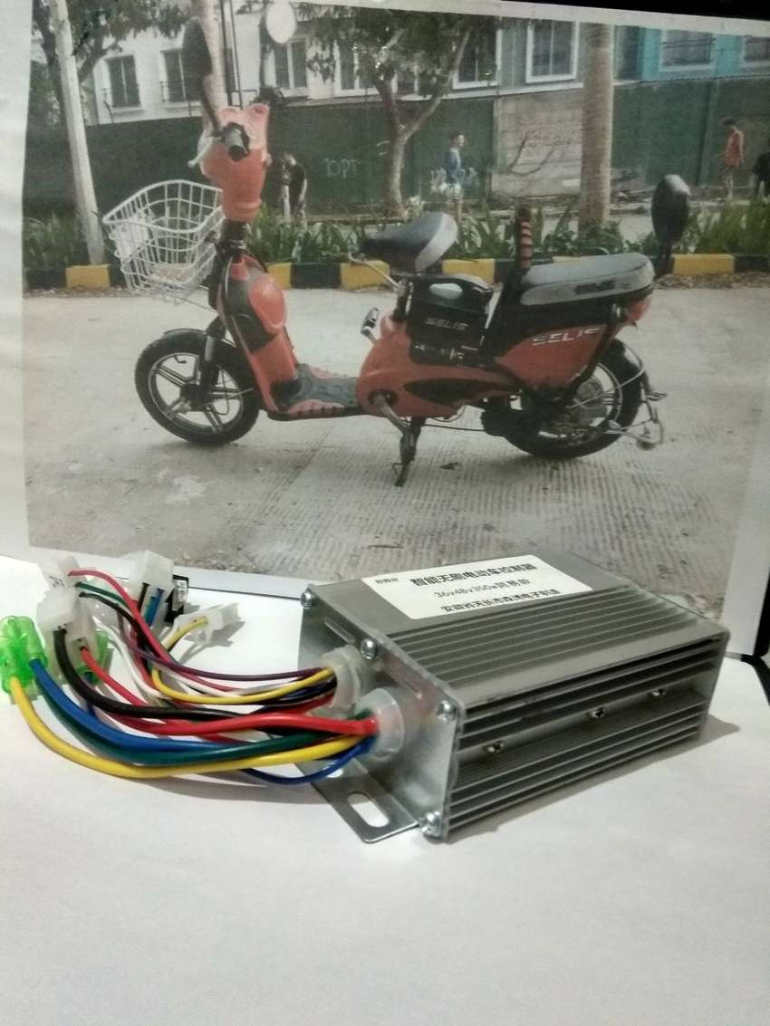 controler sepeda listrik 0