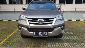 Fortuner G 2.4 A/T 2016