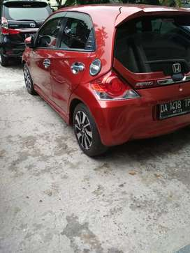 Brio Rs automatic 2016 pemakaian 2017