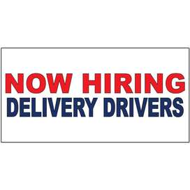 Hiring Delivery Executives for Medicine Grocery Food Delivery job