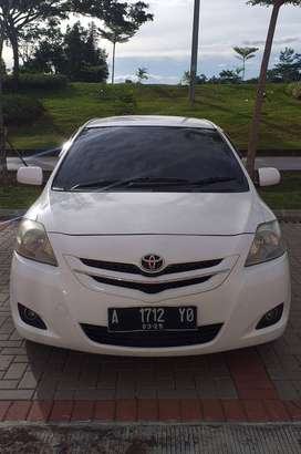 Toyota vios limo gen 2 th 2010