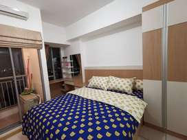 Sewa MTown Residence Studio Full Furnished Tahunan