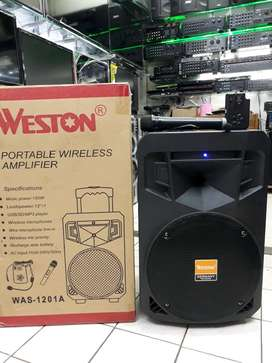 Speaker portable meeting wireless 12 inch WESTON 1201A