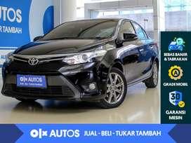 [OLXAutos]  Toyota Vios 1.5 G M/T 2014 Hitam