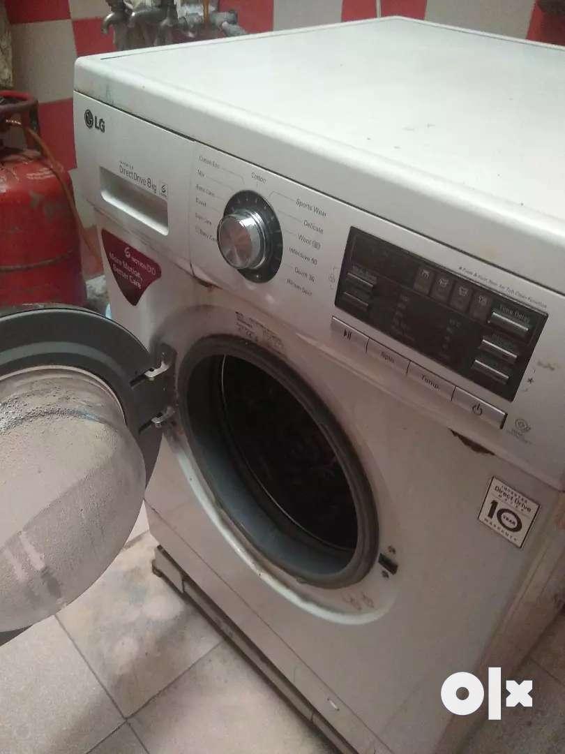 Front Loading Washing Machine 0