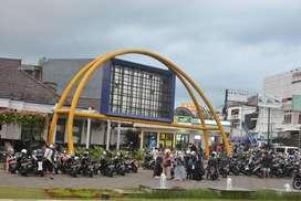 Tanah Mangku Jalan Aspal Dekat Jalan Kaliurang Harga Nego Bgt