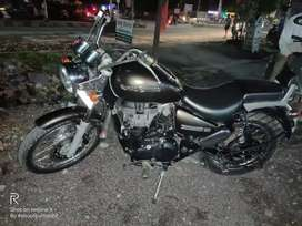 Royal Enfield for sale in well condition.1st party
