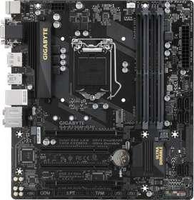 Gigabyte 250m d3h motherboard