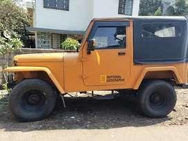 Mahindra Jeep 2013 well mentain