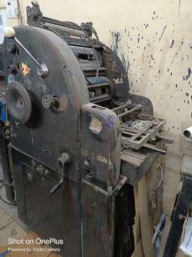 Offset Printing Machine *Selling Price 20k*
