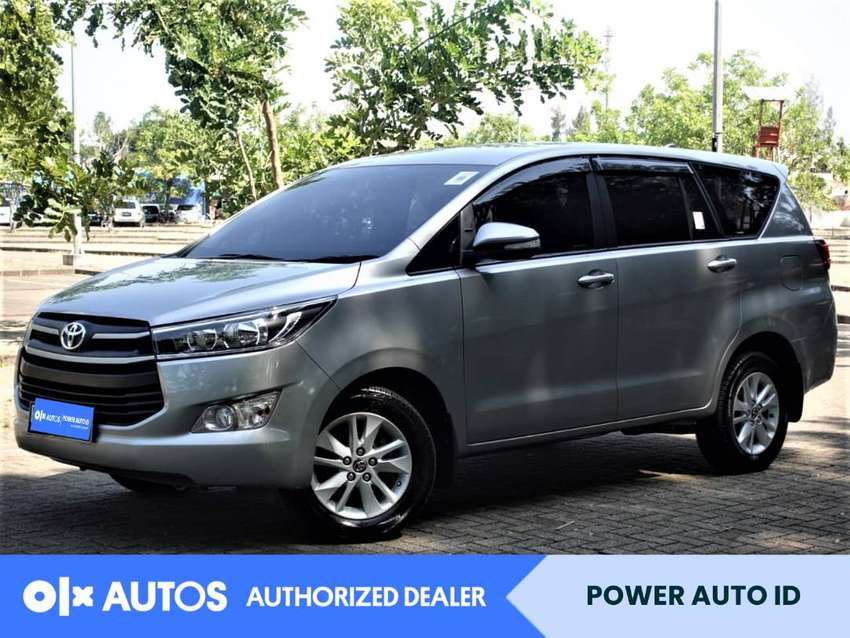[OLXAutos] Toyota Kijang Innova 2016 G 2.4 Solar A/T #Power Auto ID