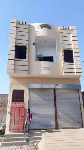 2 floors building for rent