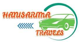 Hanisarima Travles cars for rent