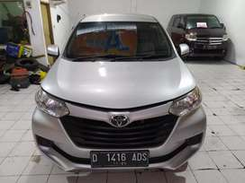 New Avanza E 2015, manual, Km 78 rb terawat
