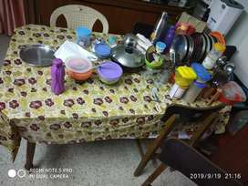 Teak Wooden Dining Table
