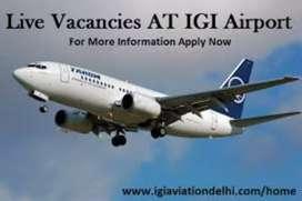 Urgent hiring for airport job