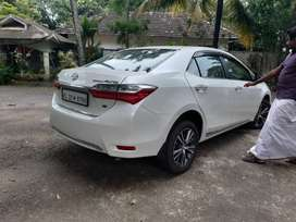 Toyota Corolla Altis 2018 Petrol Well Maintained