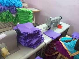 Non owen fabric machine unit sales