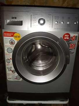Washing machine ifb front door 1year