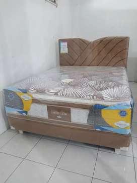 Kredit Springbed Comfort Dream Uk 160x200. Bunga 0, Admin 0, DP 0