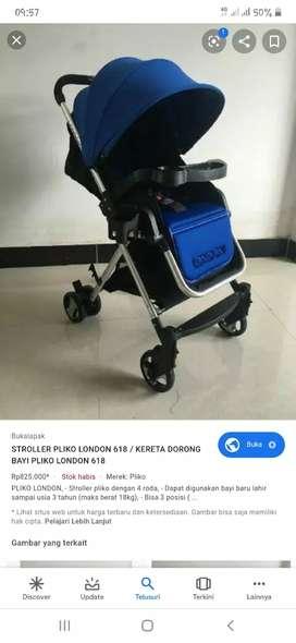 Stroler pliko london