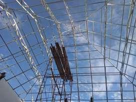 Pemasangan atap baja ringan termurah dan bergaransi