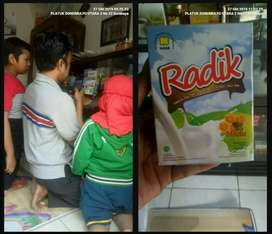 Radik Produk Original NASA (Natural Nusantara) Herbal