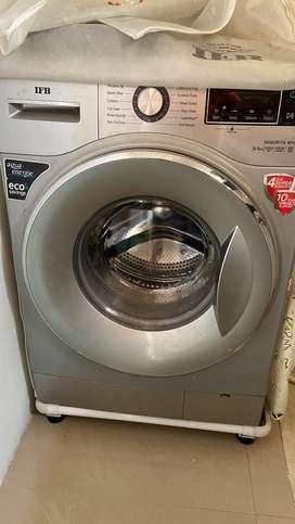 IFB 6.5 KG Front Load Washing Machine (In Warranty) in-built Heater