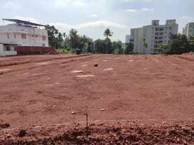 Kakkanad thengode 3 4 5 house plot for sale sqft 4300 rs