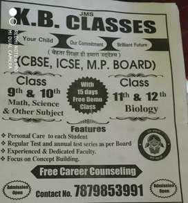 home tutor (class 1 to 12)