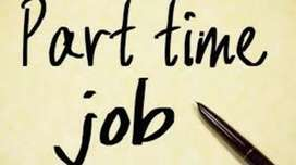 work from home for gujrat males females online typing job