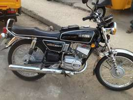 Rx 100 yamaha