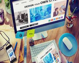 Website Design & Development | Wordpress Website | Domain & Hosting