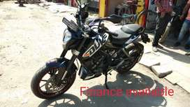 Sell or exchange KTM DUKE 200 mint condition Emi available