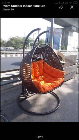 Two Seater Swing Chair (New)