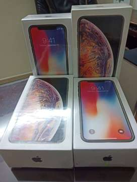 iphone x 64gb / very best price / with warranty and easy emi